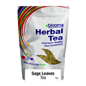 Blooms Sage Leaves Tea 75g