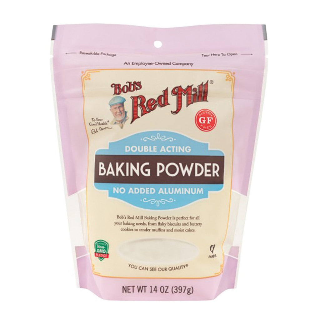 Bob's Red Mill Double Acting Baking Powder Aluminium Free 453g