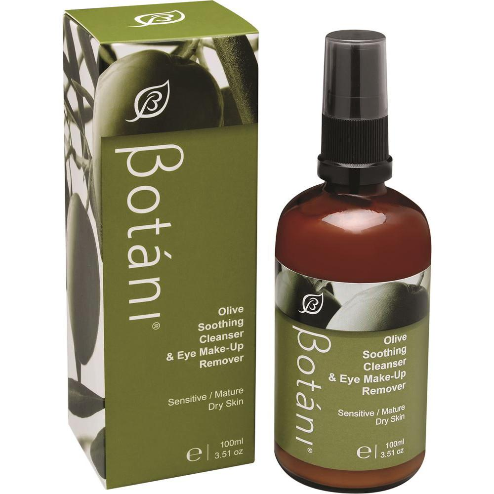 Botani Olive Soothing Cleanser & Eye Make Up Remover 100ml