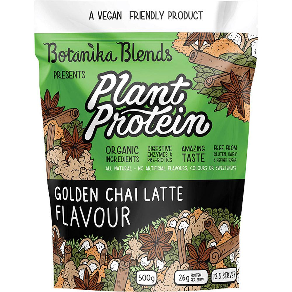 Botanika Blends Plant Protein Golden Chai Latte