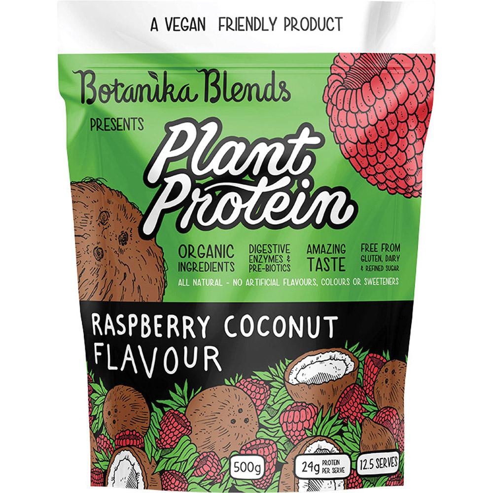 Botanika Blends Plant Protein Raspberry Coconut