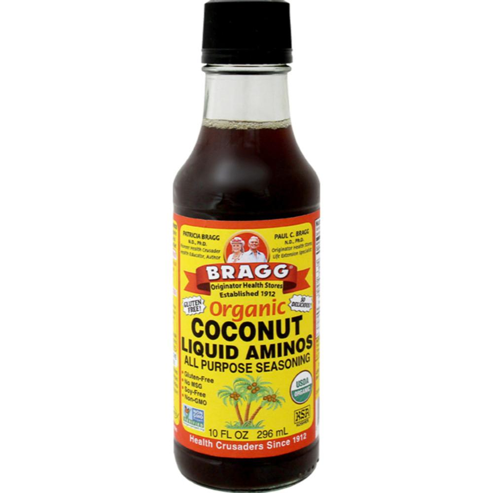 Bragg Coconut Liquid Aminos 296ml All Purpose Seasoning