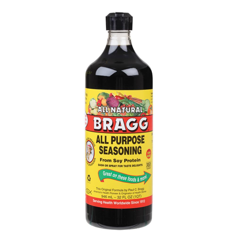 Bragg Liquid Aminos 946ml All Purpose Seasoning