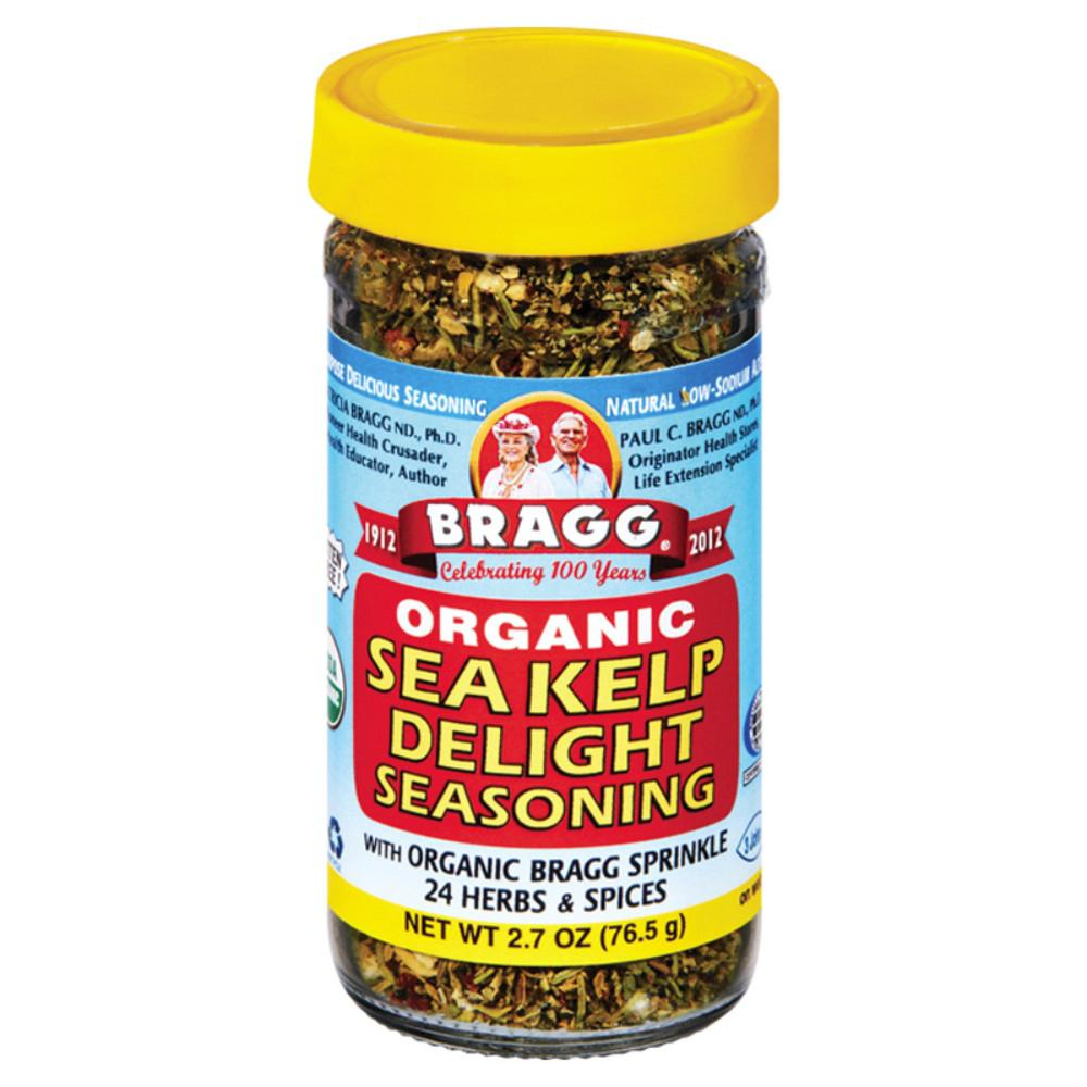Bragg Seasoning 76g Organic Sea Kelp Delight