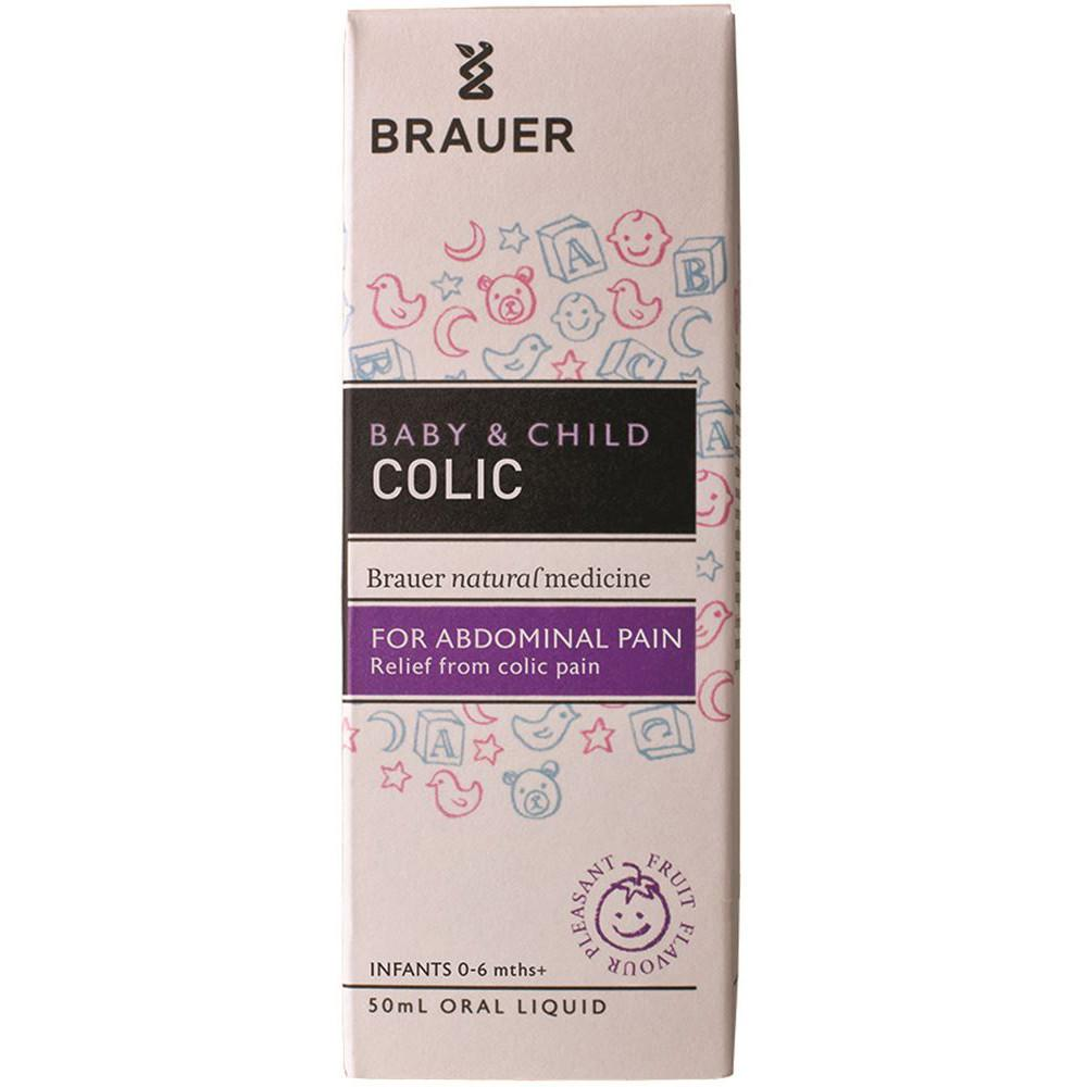 Brauer Baby & Child Colic For Abdominal Pain 50ml