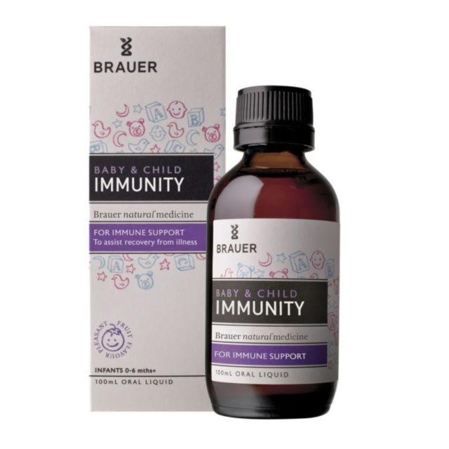 Brauer Baby & Child Immunity 100ml