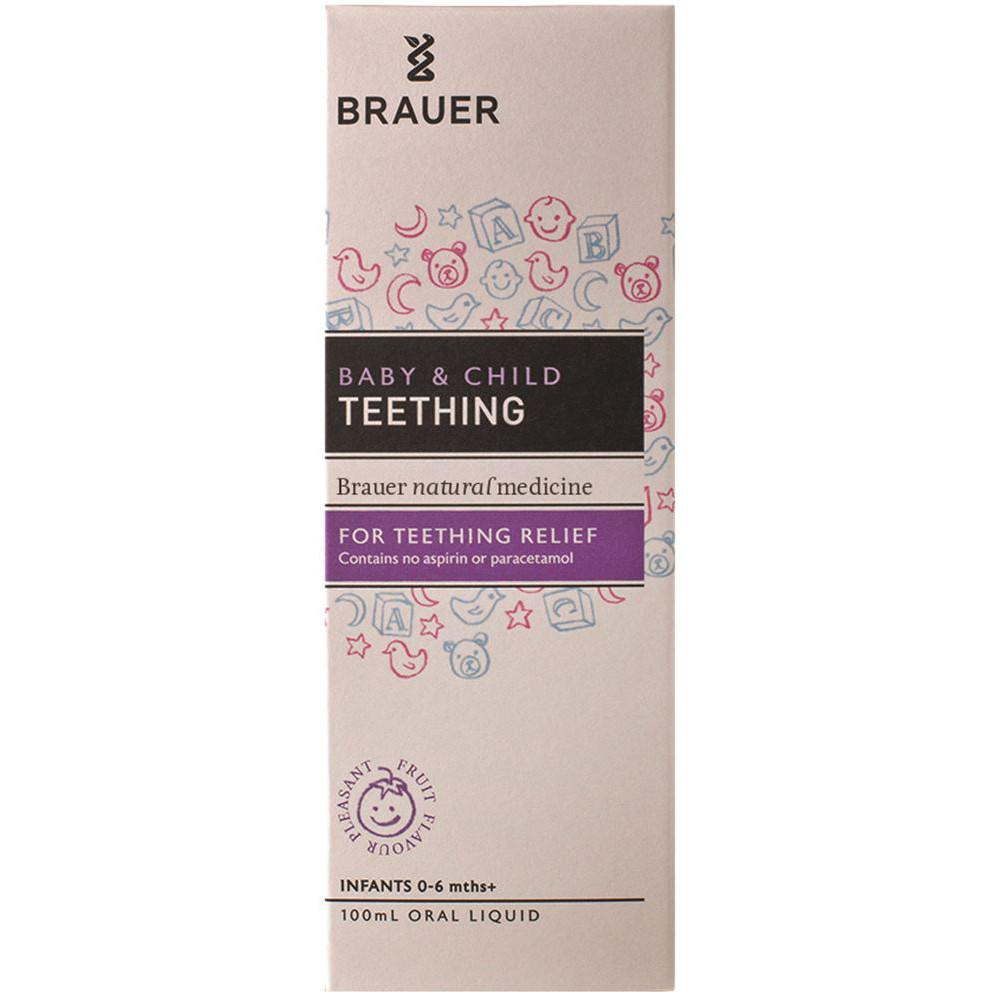 Brauer Baby & Child Teething For Teething Relief 100ml
