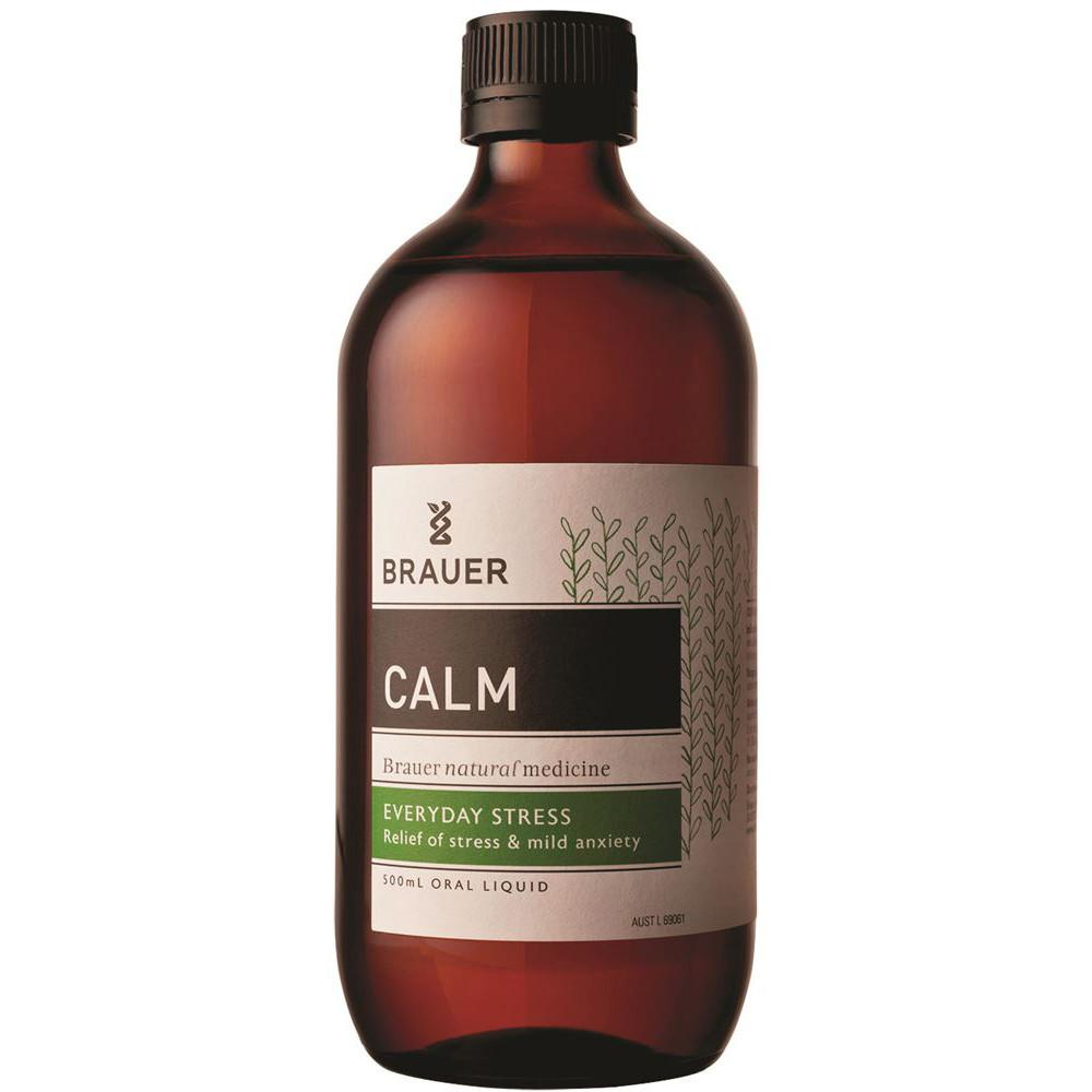 Brauer Calm Everyday Stress 500ml