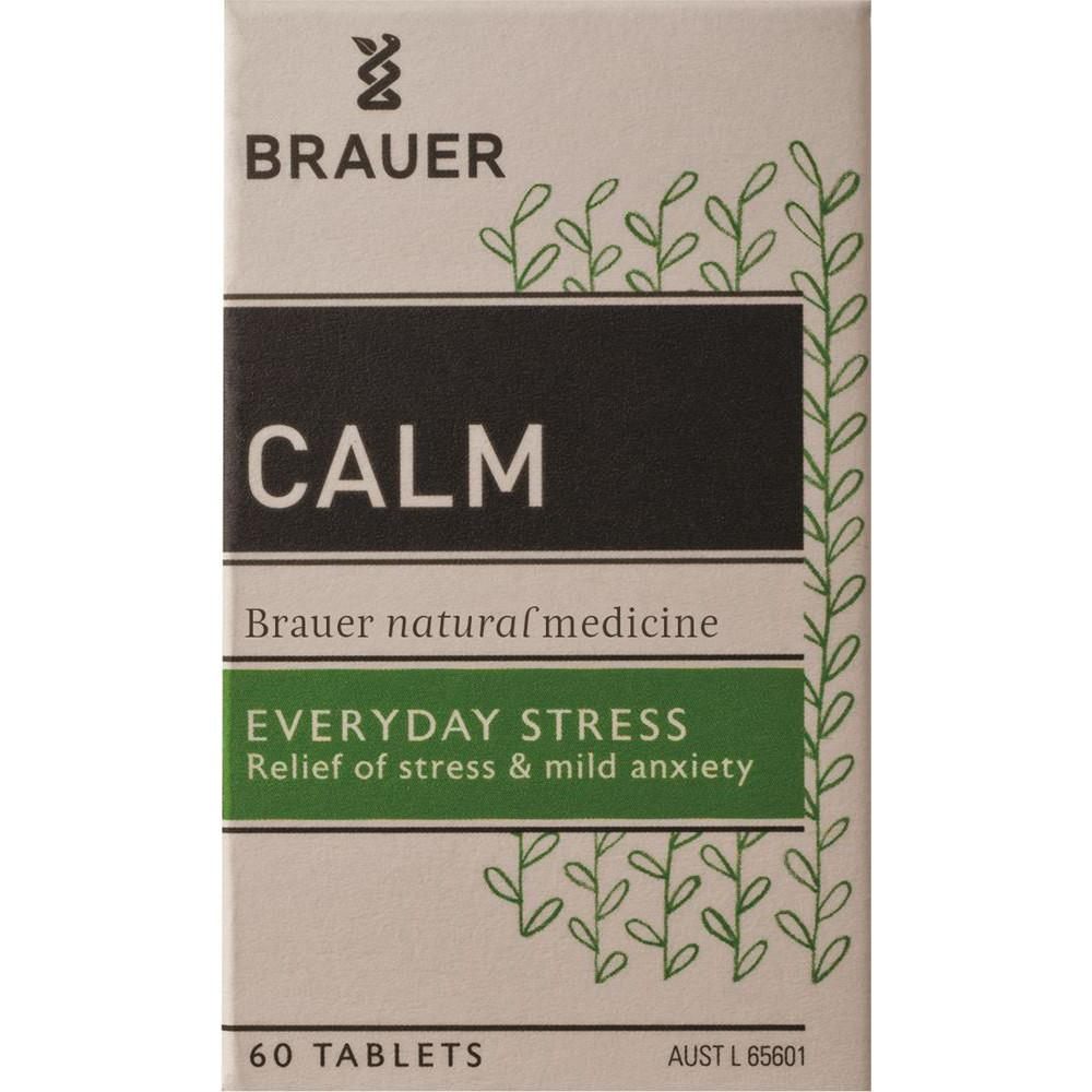 Brauer Calm Everyday Stress 60t