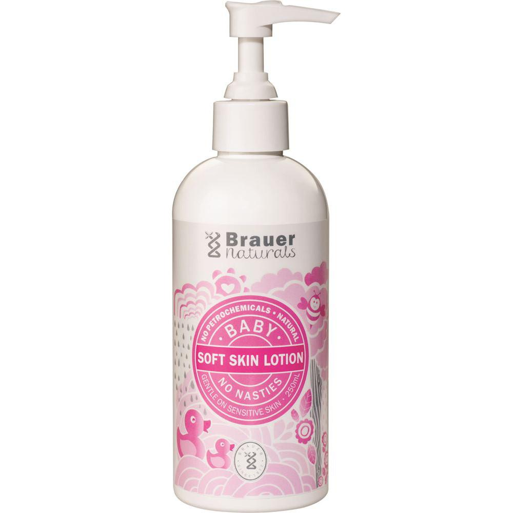 Brauer Naturals Baby Soft Skin Lotion 250ml