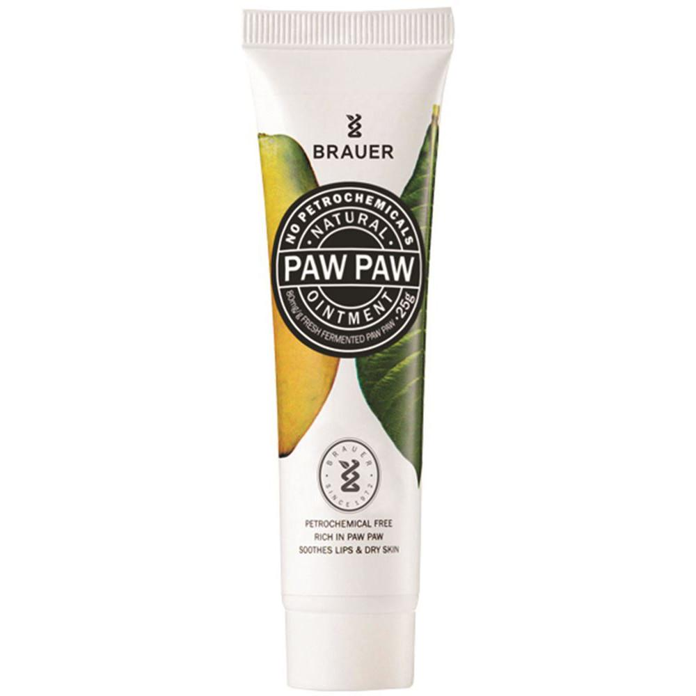 Brauer Paw Paw Natural Ointment 25g Tube