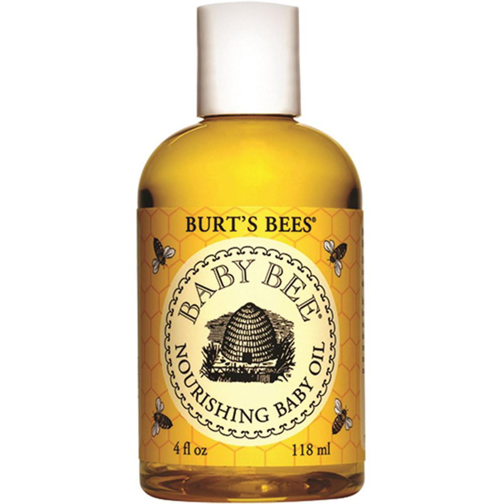 Burt's Bees Baby Bee Nourishing Baby Oil 118ml