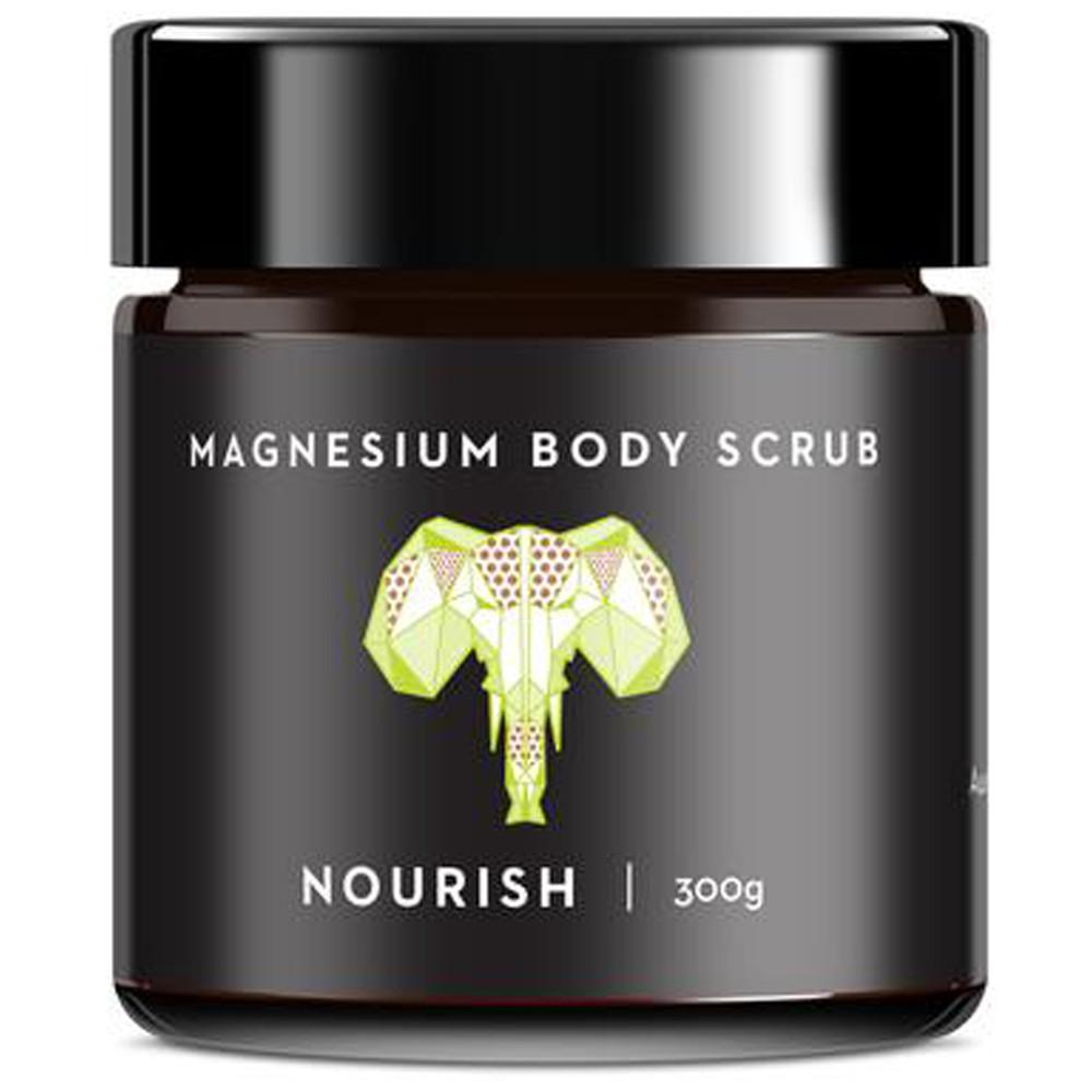 Caim & Able Nourish Magnesium Body Scrub Coconut & Lime