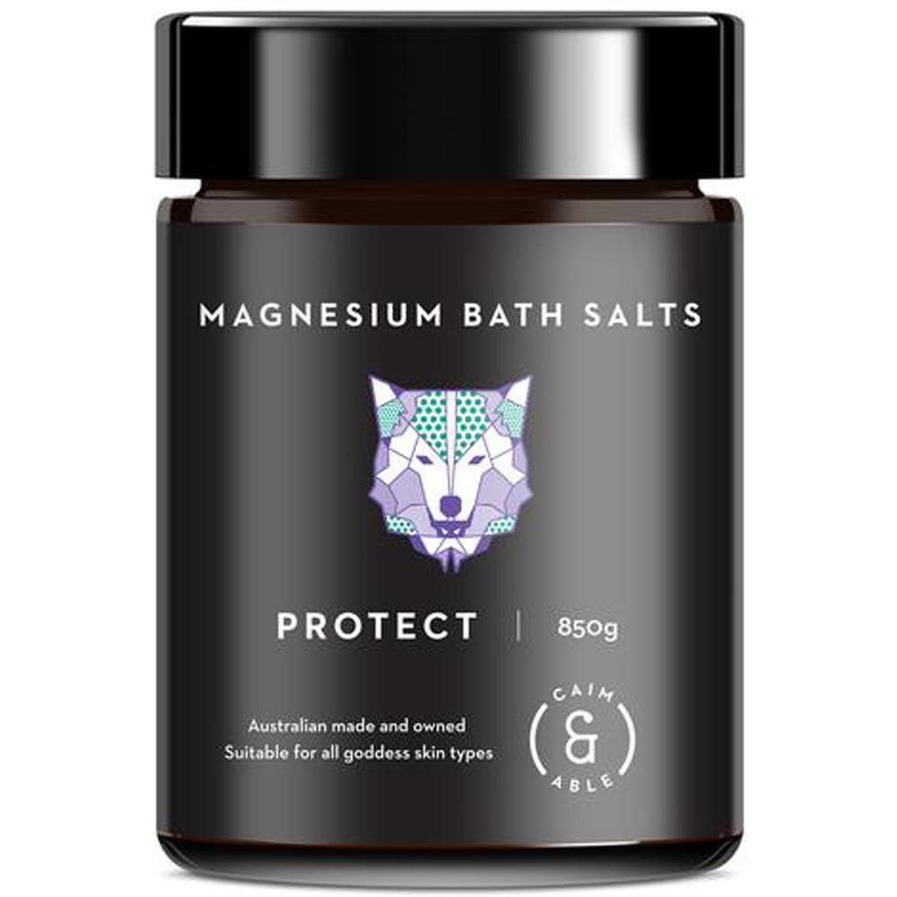 Caim & Able Protect Magnesium Bath Salts Lavender & Rosemary