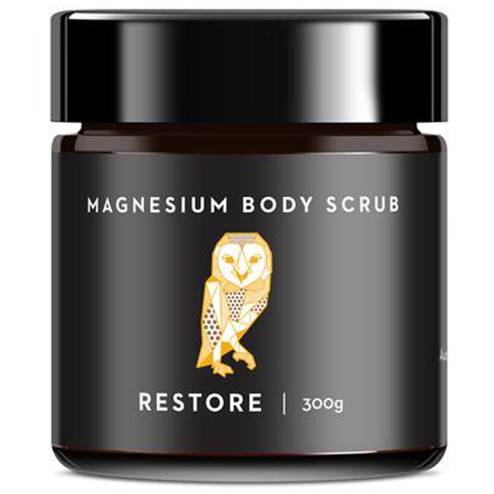 Caim & Able Restore Magnesium Body Scrub Coffee & Clementine