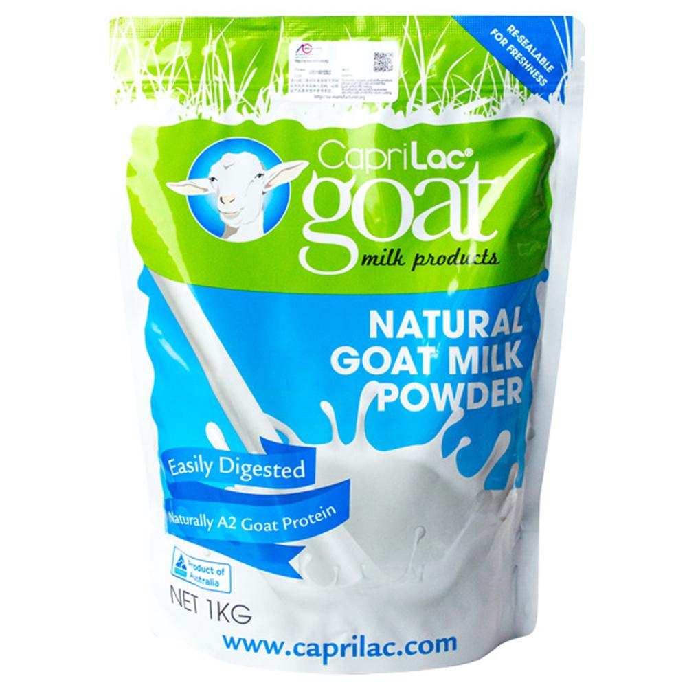 Caprilac Goat Milk Powder 1kg