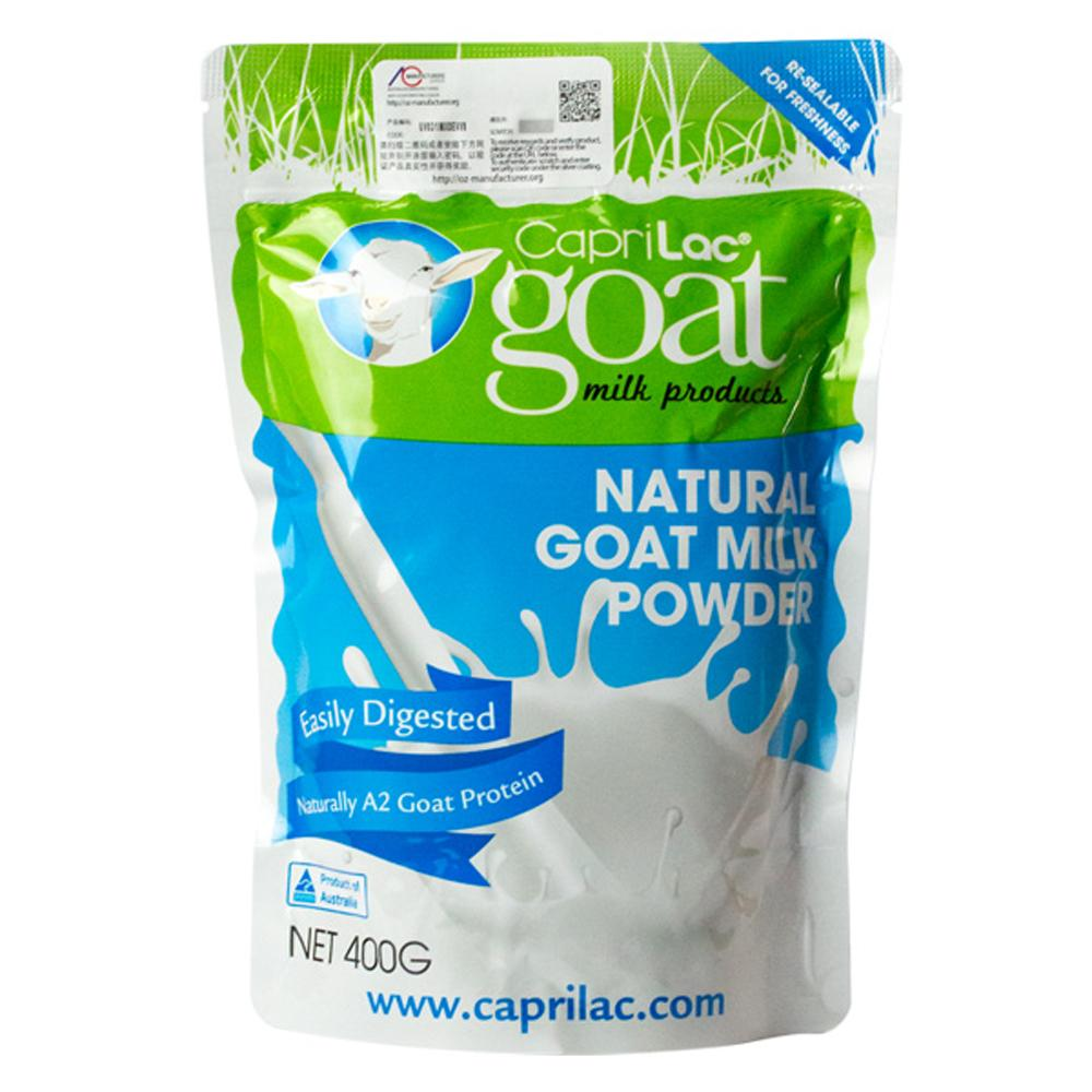 Caprilac Goat Milk Powder 400g