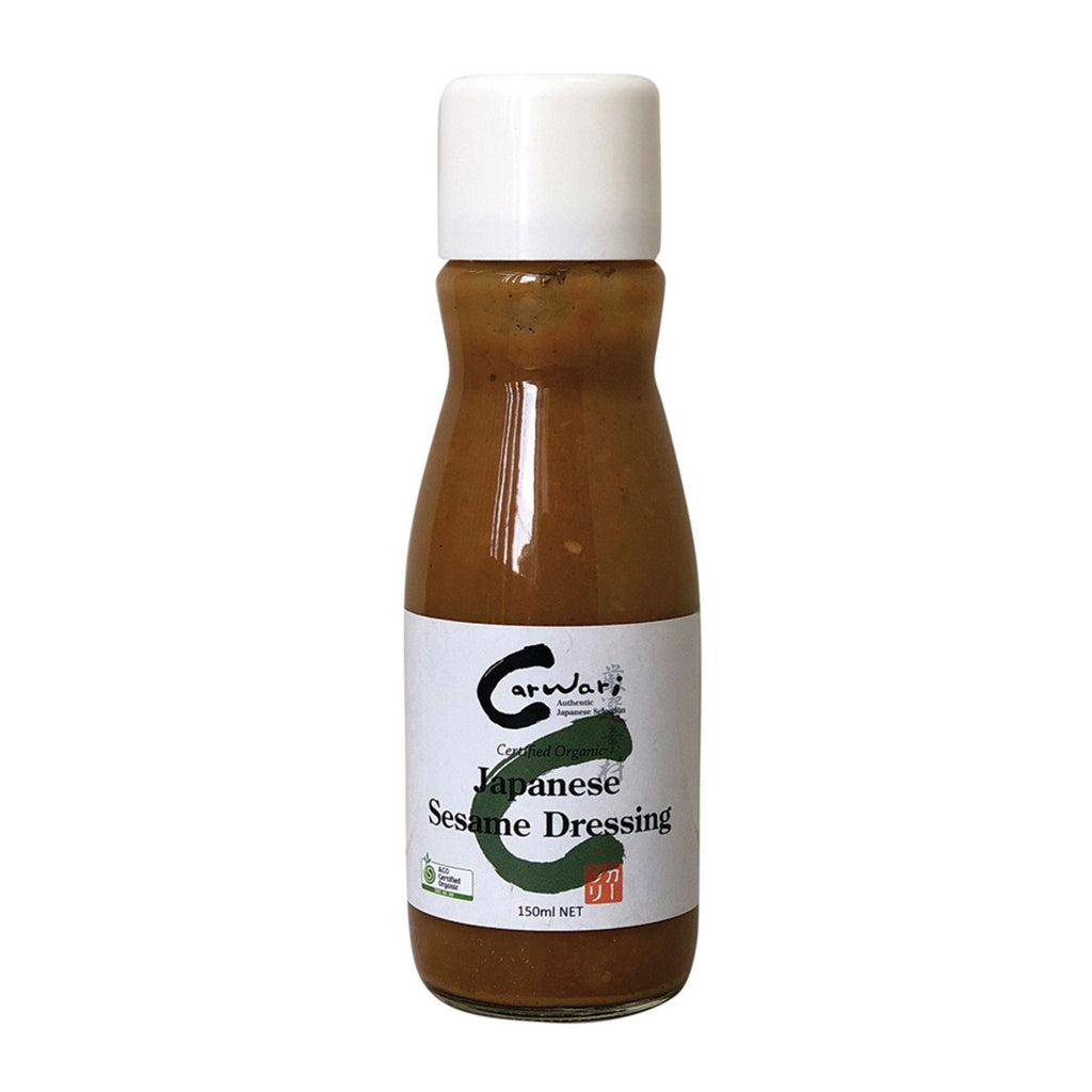 Carwari Organic Japanese Sesame Dressing 150ml