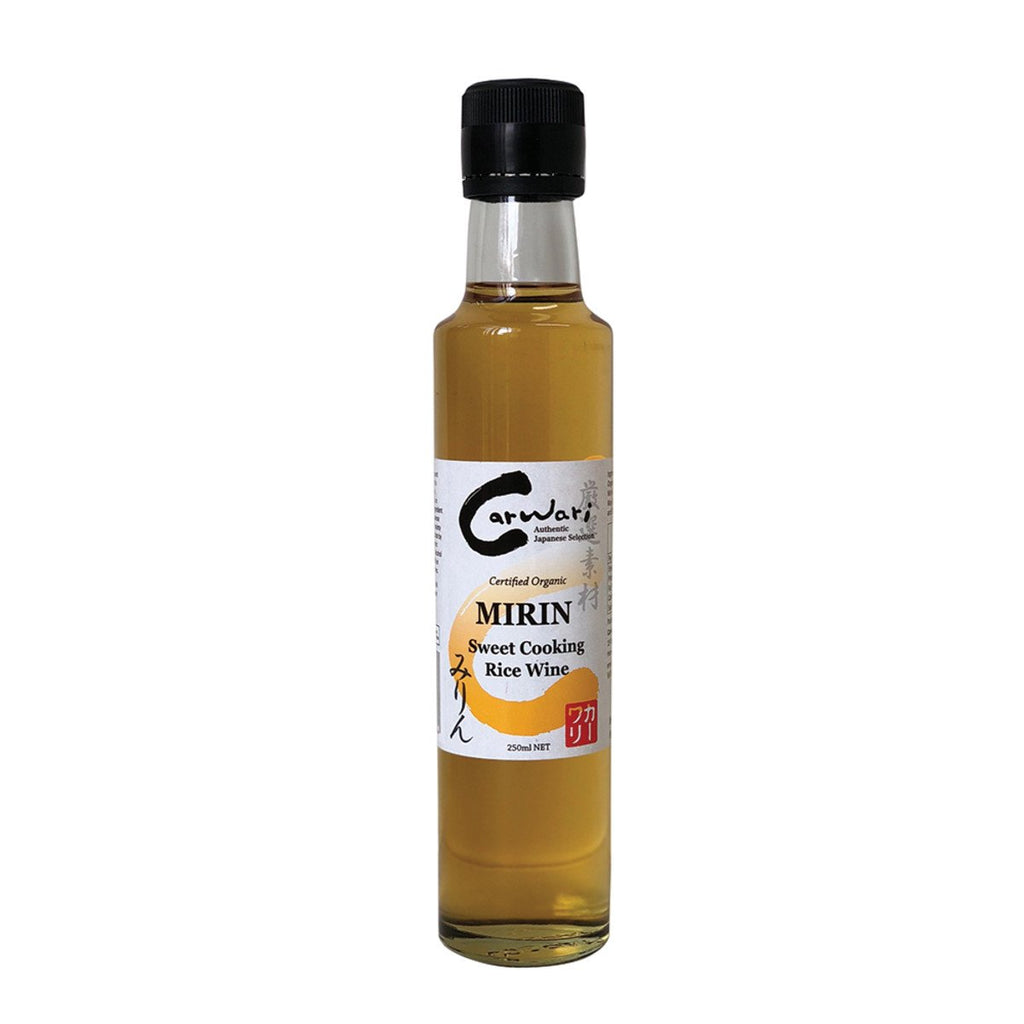 Carwari Organic Mirin 250ml