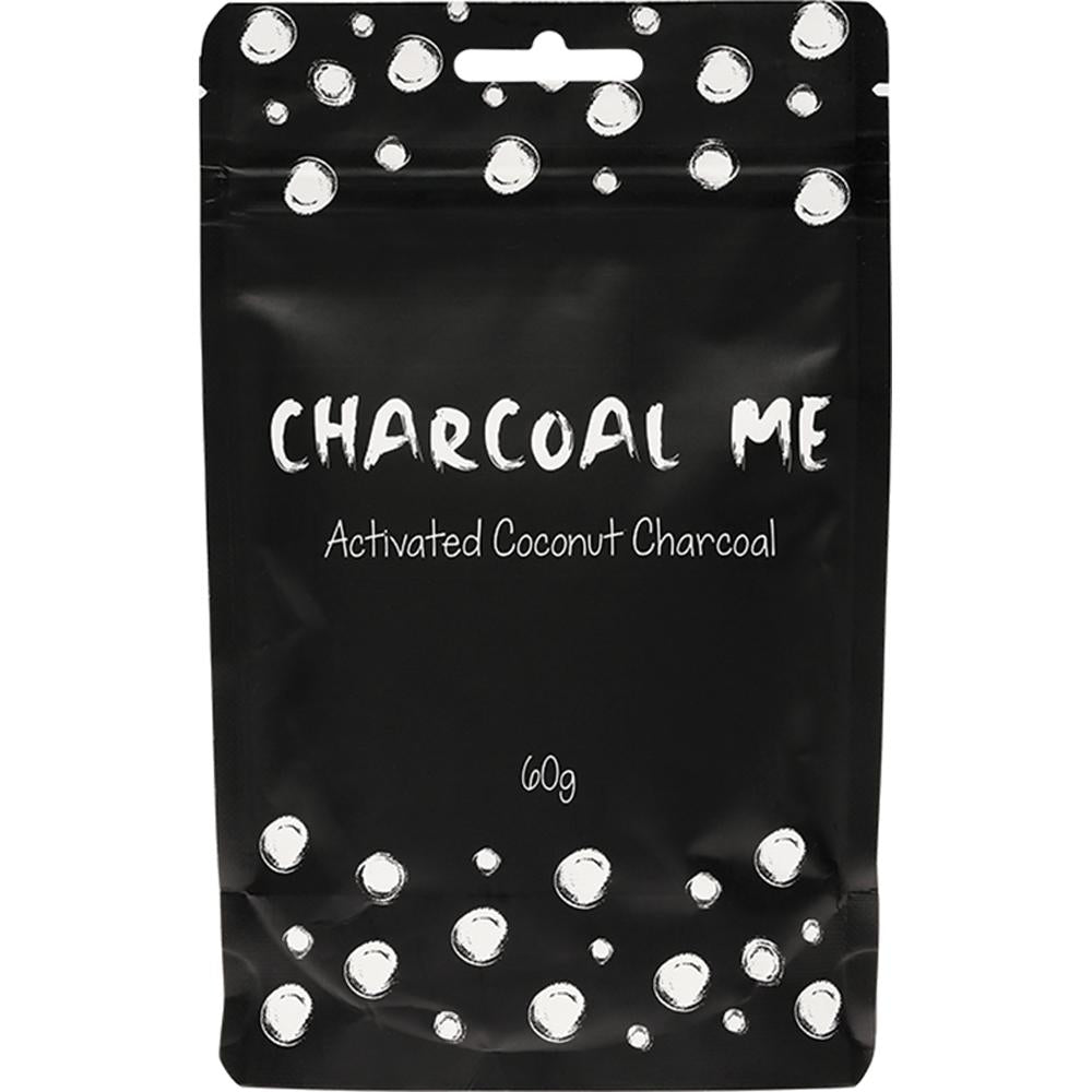 Charcoal Me Coconut Steam Activated Charcoal Powder 60g