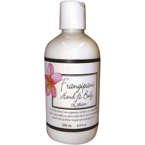 Clover Fields Frangipani Hand & Body Lotion 250ml