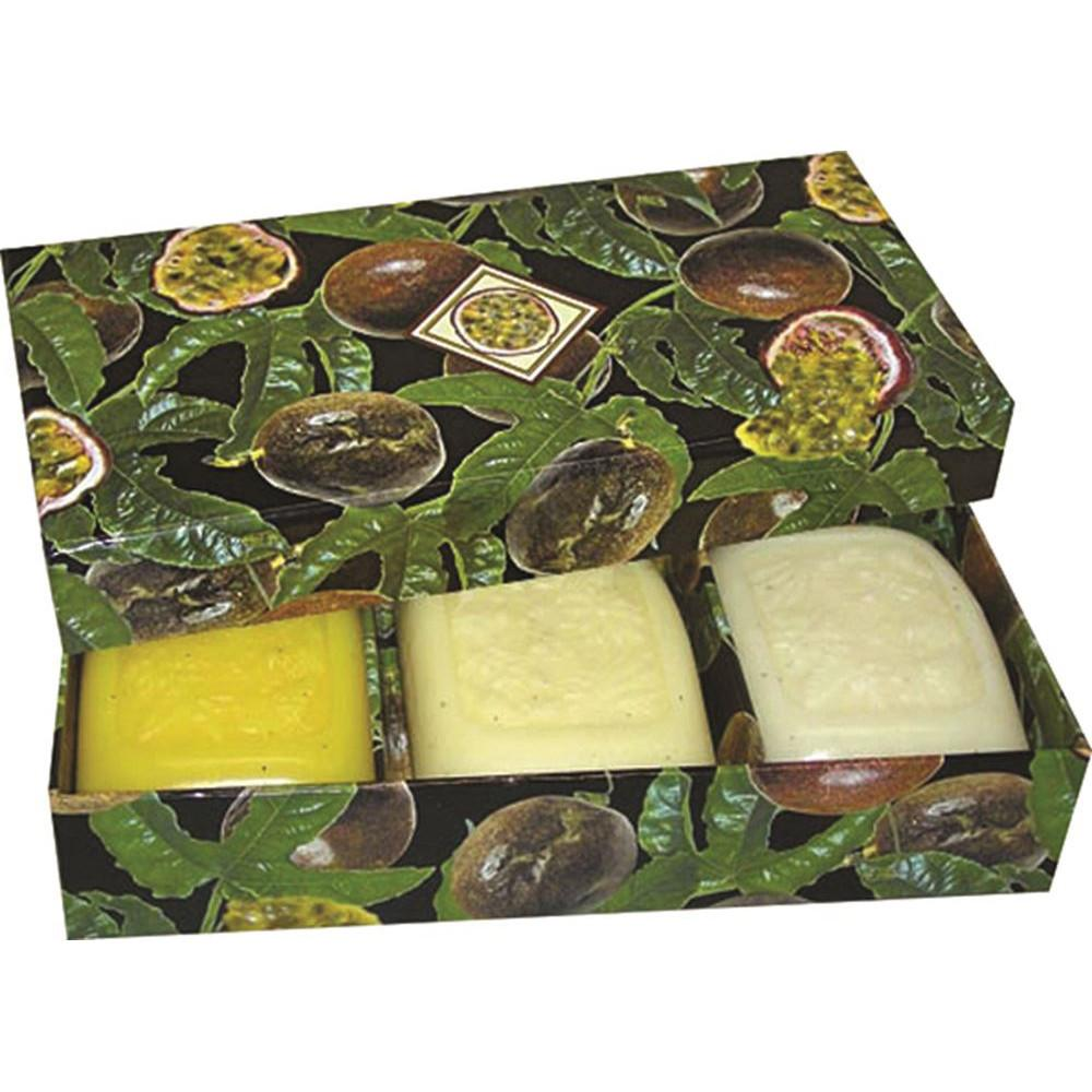 Clover Fields Fresh Fruits Box Passionfruit 3 Pack