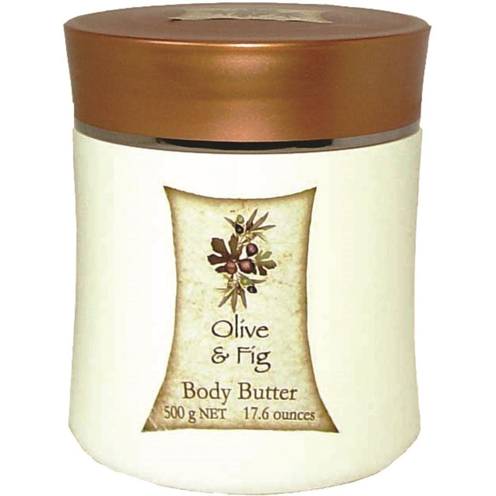 Clover Fields Olive & Fig Body Butter 500g
