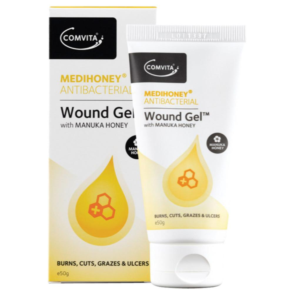 Comvita Medihoney 50g Wound Gel