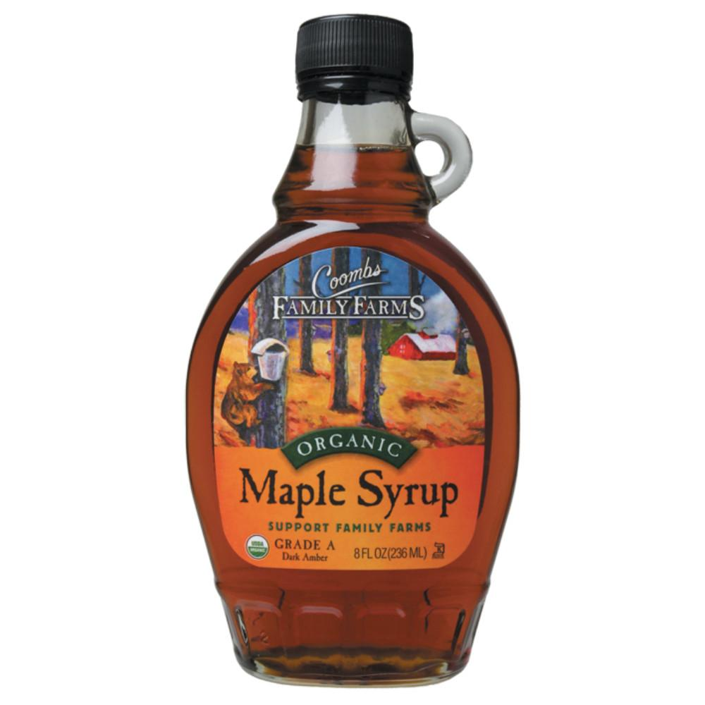 Coombs Family Farms Maple Syrup 236ml Grade A