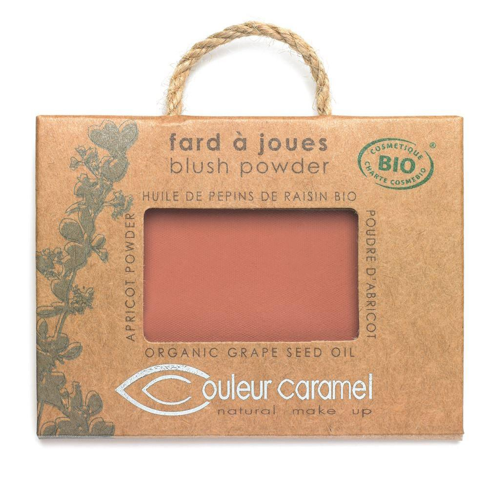 Couleur Caramel Blush Powder Old Rose (57)