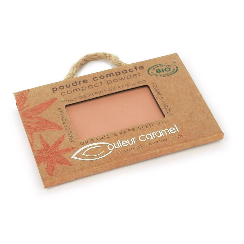 Couleur Caramel Compact Powder Golden Brown (06)