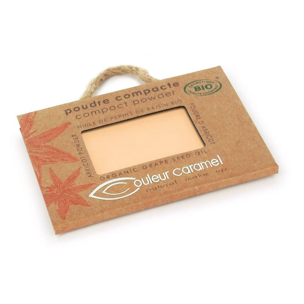 Couleur Caramel Compact Powder Light Beige (02)