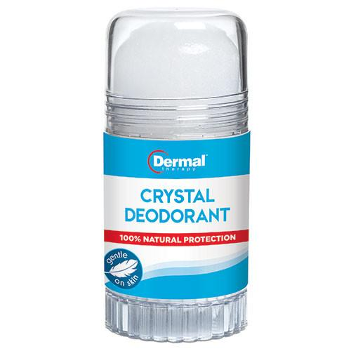 Dermal Therapy Crystal Deodorant Stick 120g