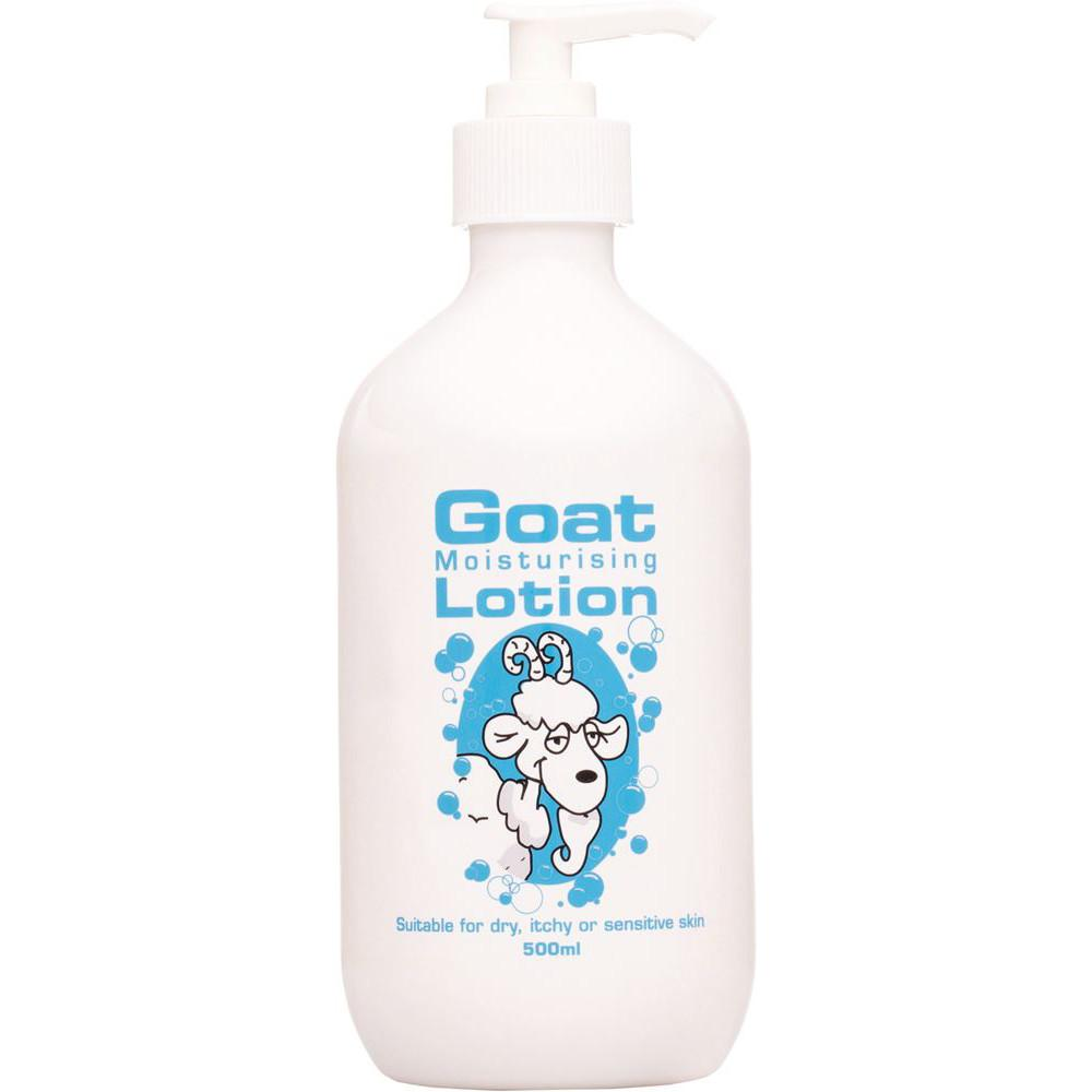 DPP Goat Moisturising Lotion Original 500ml