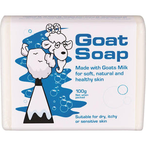 DPP Goat Soap Original 100g