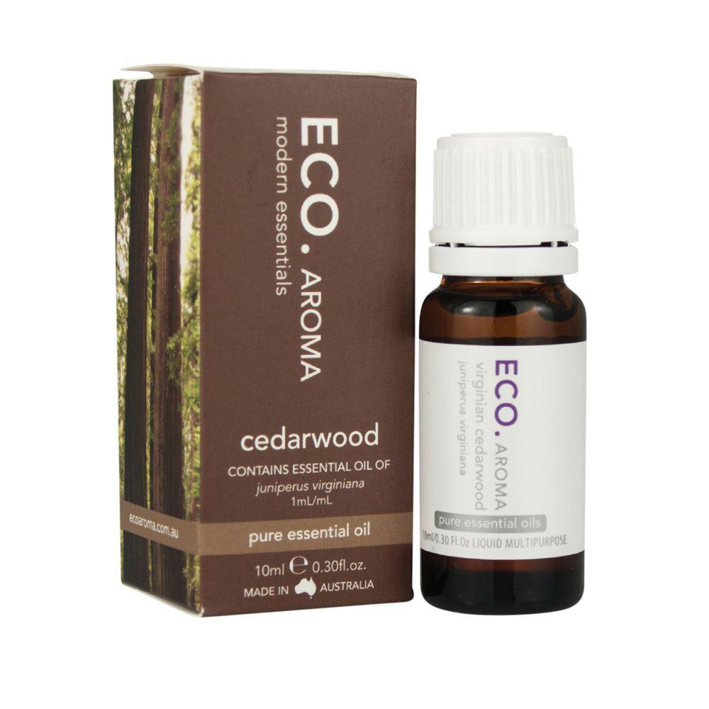 ECO Aroma Essential Oil Cedarwood 10ml