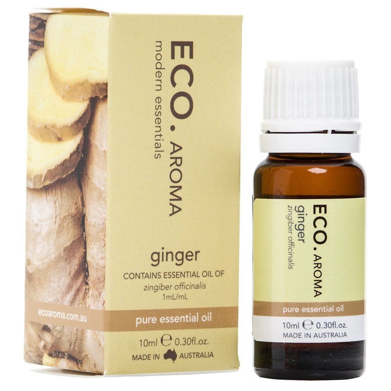 ECO Aroma Essential Oil Ginger 10ml