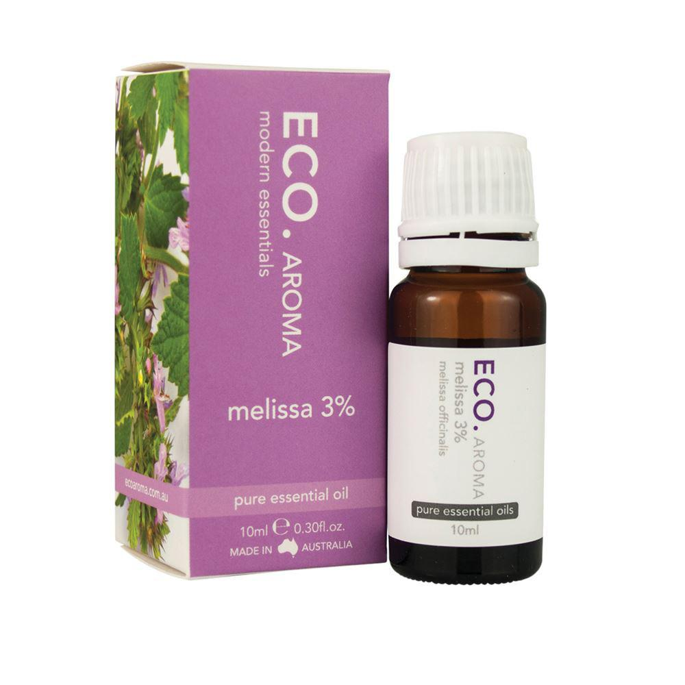 ECO Aroma Essential Oil Melissa (3%) 10ml