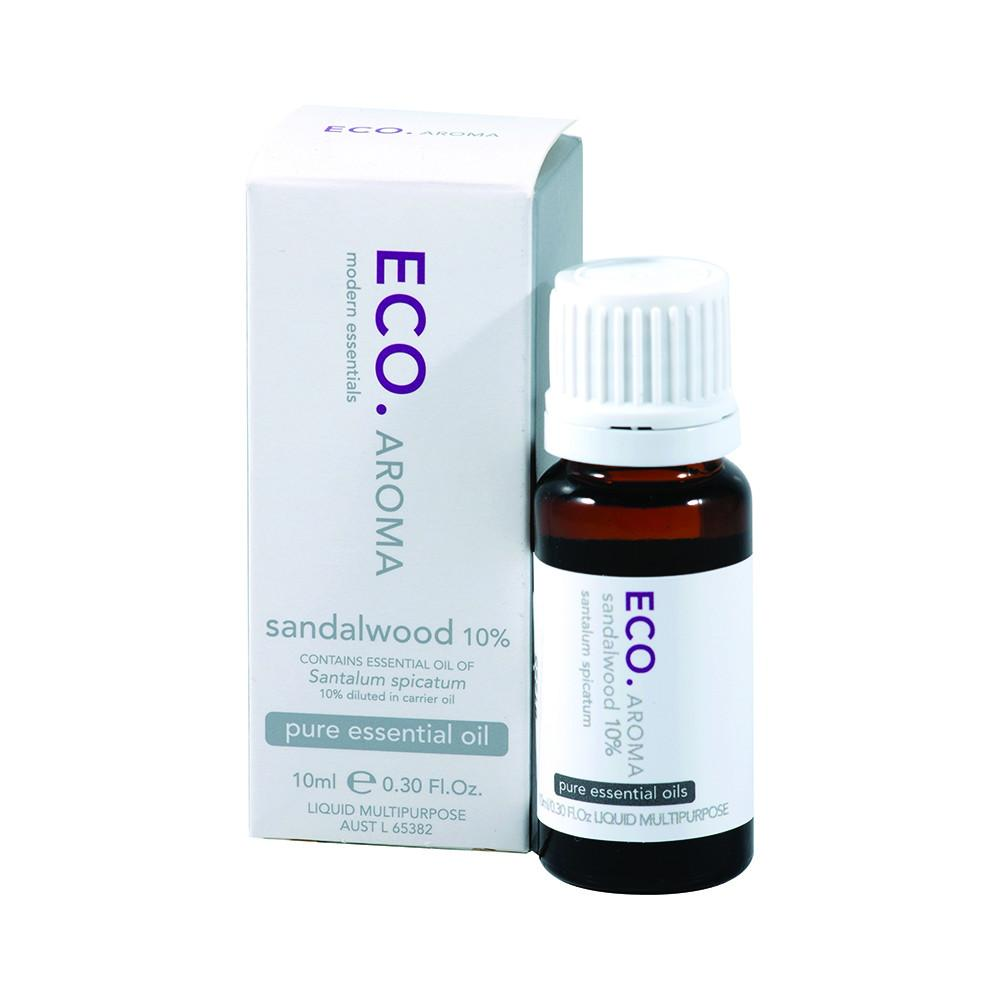 ECO Aroma Essential Oil Sandalwood (10%) 10ml