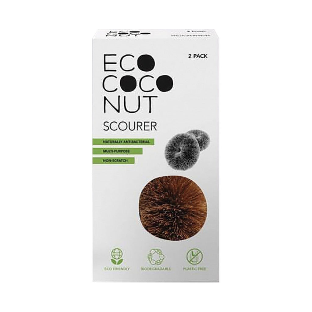 Eco Coconut Scourer X 2 Pack