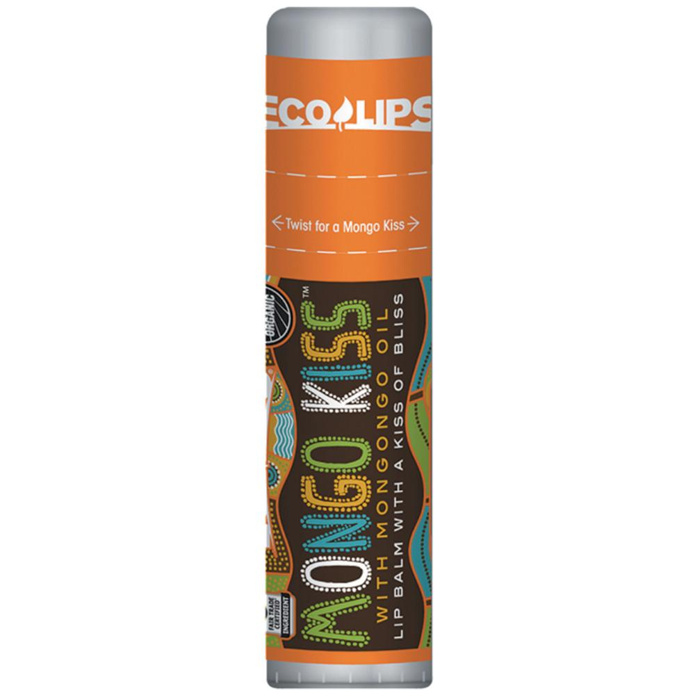 Eco Lips Lip Balm (Super Size) 7g Mongo Kiss - Blood Orange