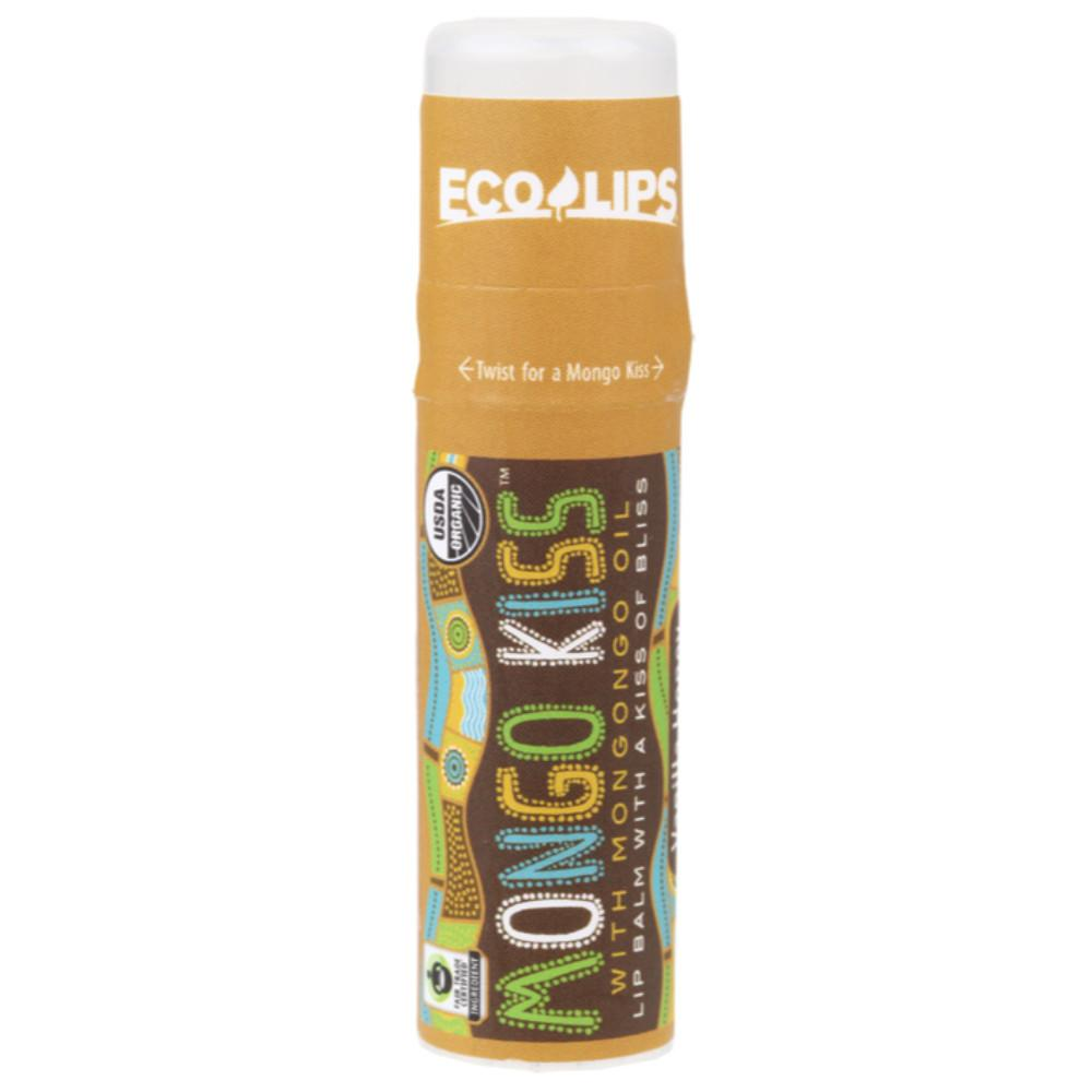 Eco Lips Lip Balm (Super Size) 7g Mongo Kiss - Vanilla