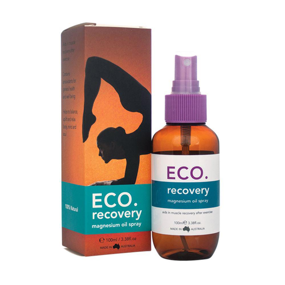 ECO Recovery Magnesium Oil 100ml Spray