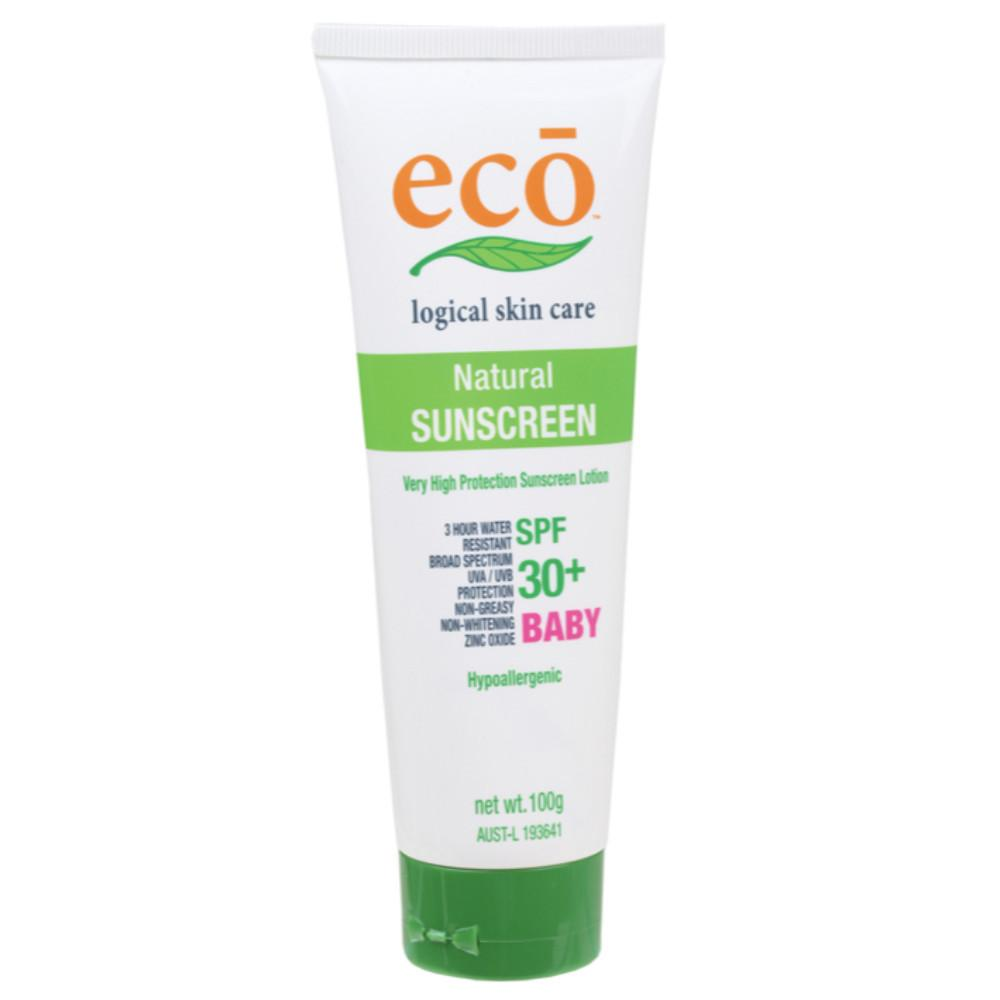 Eco Sunscreen 100g Baby SPF 30+