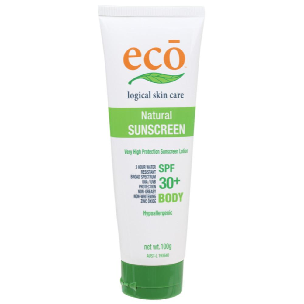 Eco Sunscreen 100g Body SPF 30+