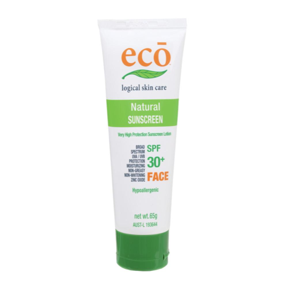 Eco Sunscreen 65g Face SPF 30+