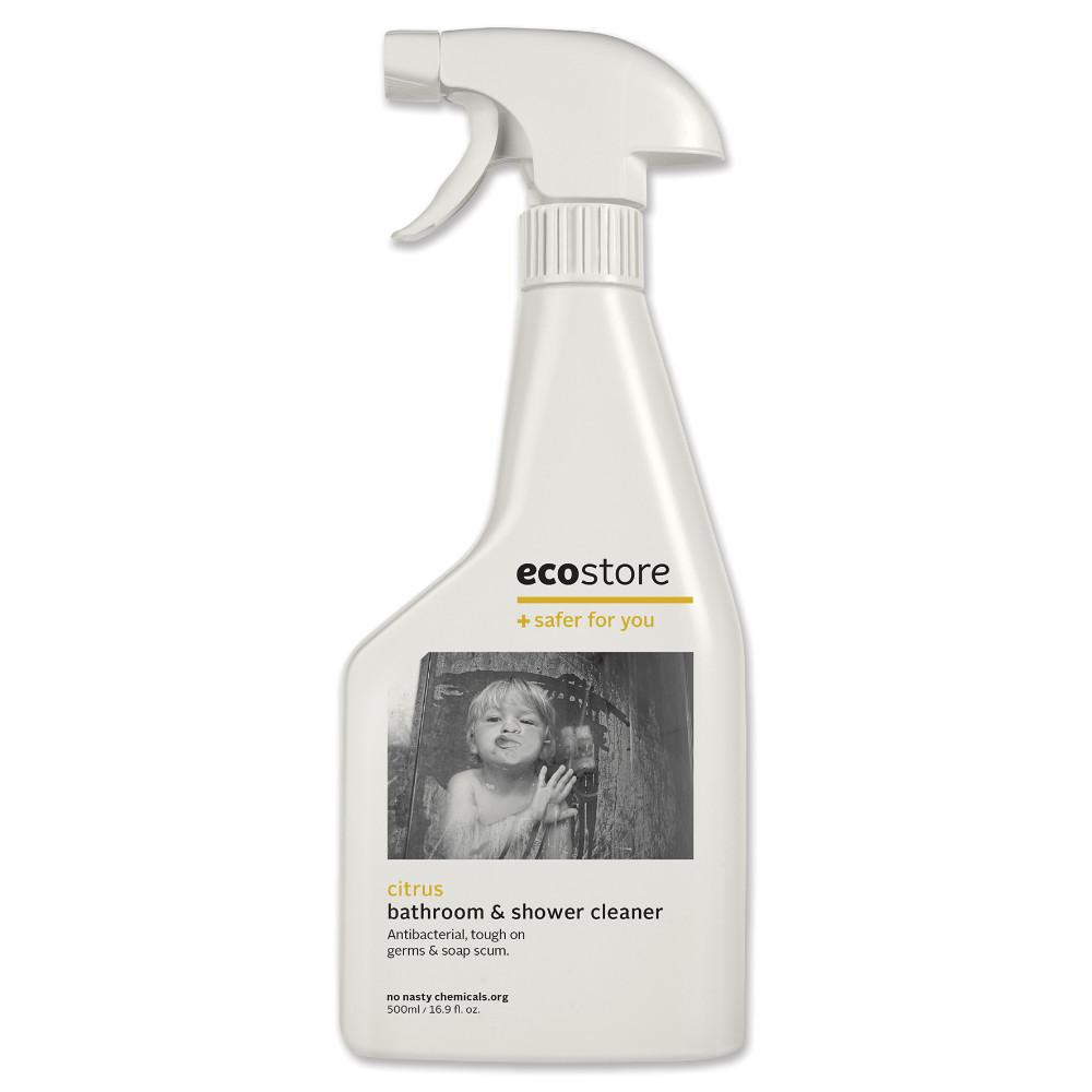 Ecostore Bathroom and Shower Cleaner 500ml Citrus