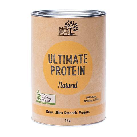 Eden Health Foods Sprouted Brown Rice Protein 1kg Natural