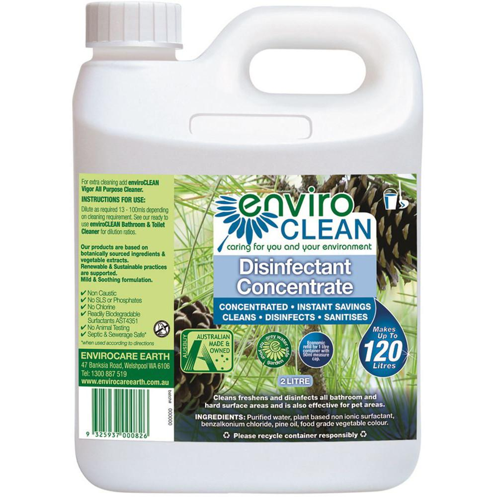 Enviroclean Disinfectant Concentrate 2L