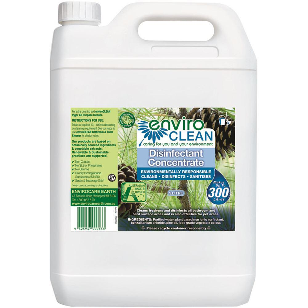 Enviroclean Disinfectant Concentrate 5L
